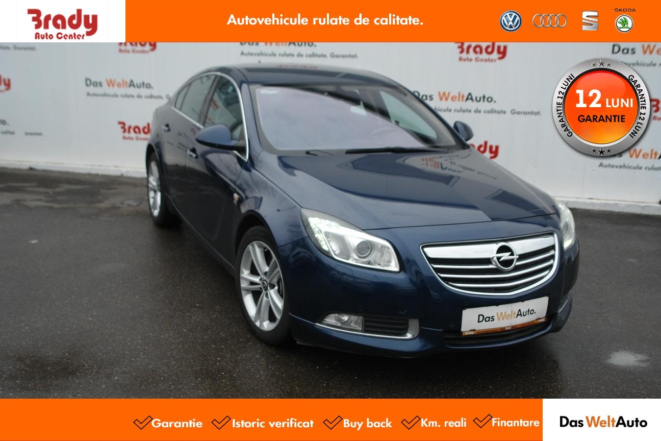 Opel Insignia 2.0TDI/160CP automata