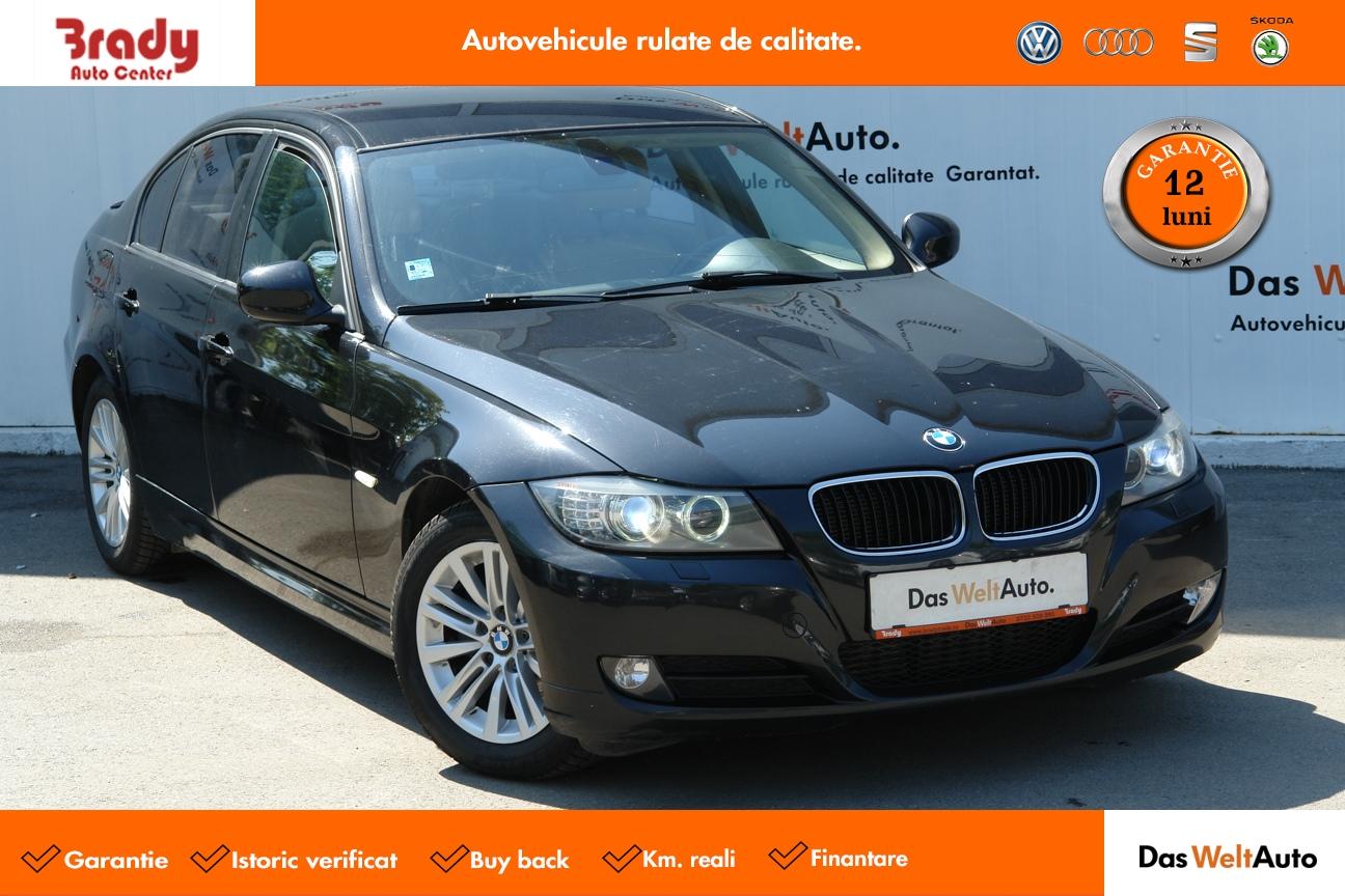 BMW 320 D  2.0D/184CP