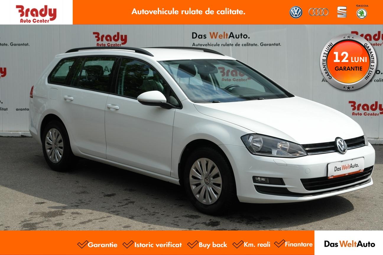 VW GOLF 7 VARIANT Trendline 1.6 TDI /105 CP