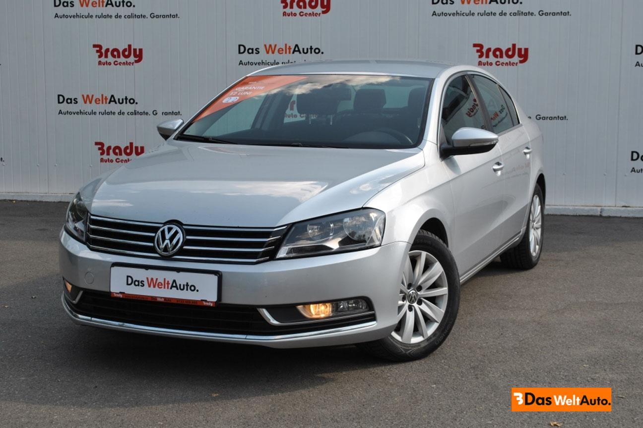 Volkswagen Passat 2.0, 140 CP